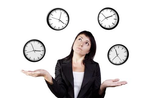 Čas - Hodiny - Nerychlejší půjčka - ilustrační snímek.