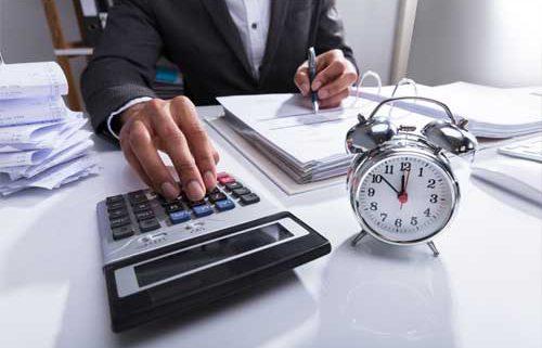počítání úlevy na daních