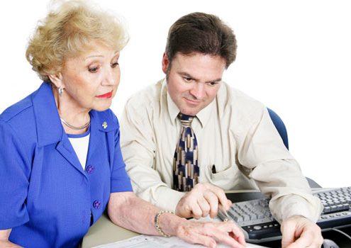 Finanční poradce - Ilustrační foto