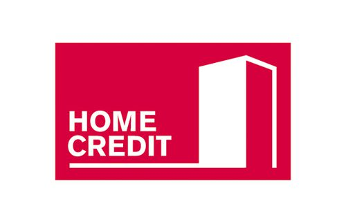 Logo od HOME CREDIT