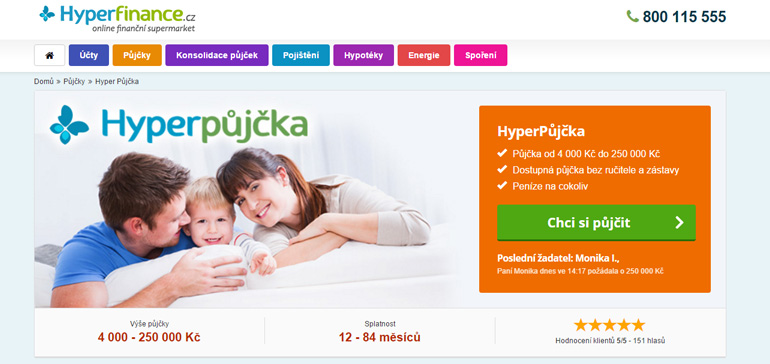 Online pujcka ihned na úcet mladá boleslav cena