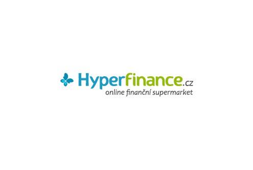 Logo od Hyperfinance CZ.