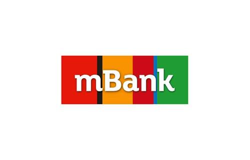 Logo od mBank.cz.