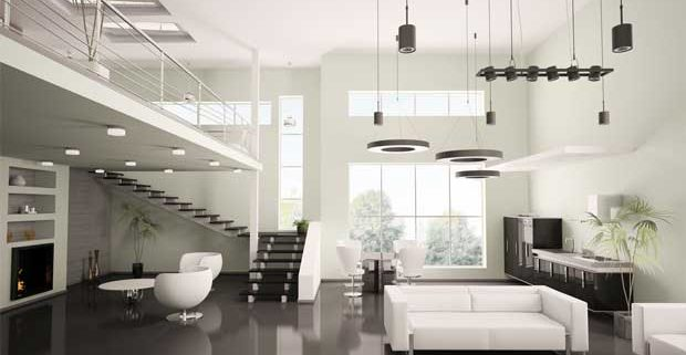 Foto moderního bytu