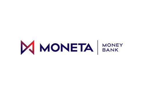 Nové logo Moneta Bank