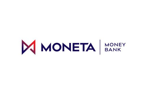 Nové logo Moneta Bank
