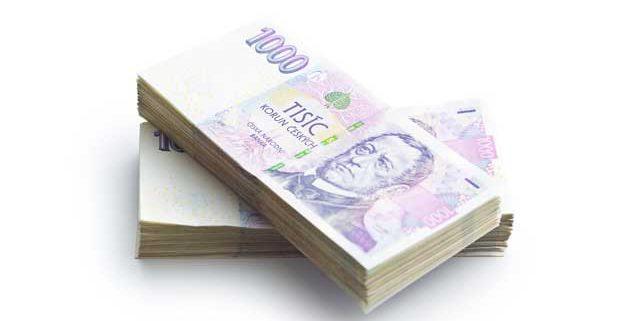 Peníze z půjčky - obrázek
