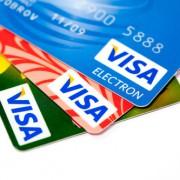 Obrázek: Platební karty VISA
