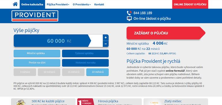 Pujcka online ihned bez registru cvikov