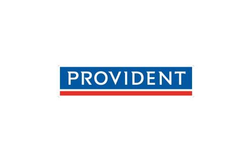Logo od Providentu...