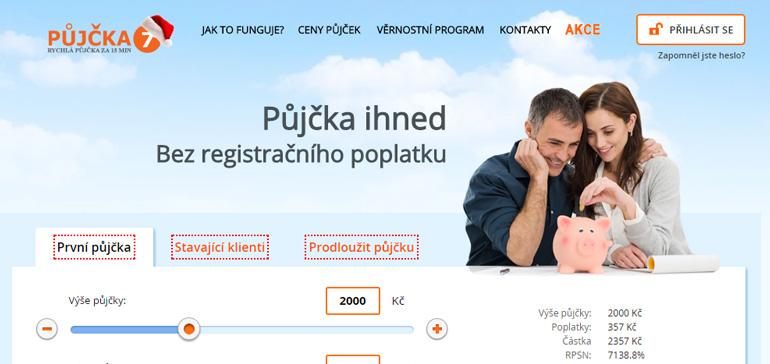 Online pujcky ihned moravská třebová místa