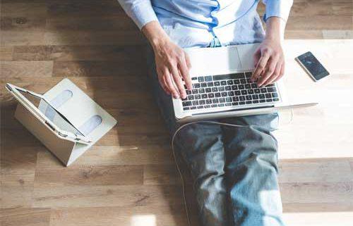 Půjčka přes internet snadno