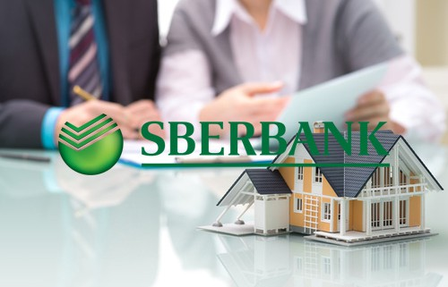 Půjčka od Sberbank.