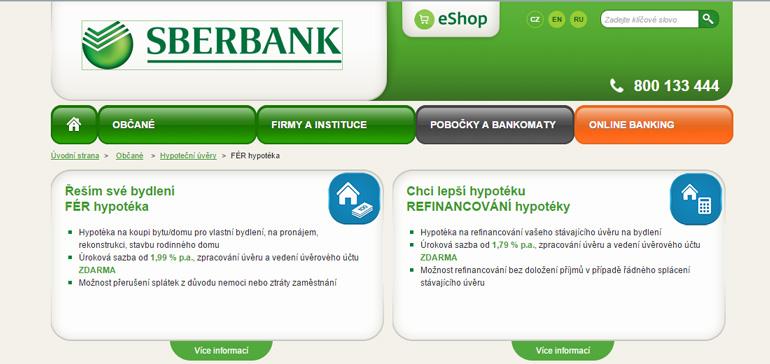Recenze bankovní půjčky na bydlení.